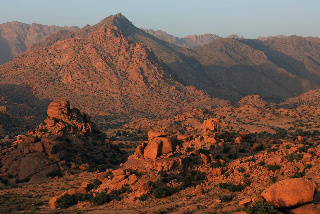 Granites de Tafraout