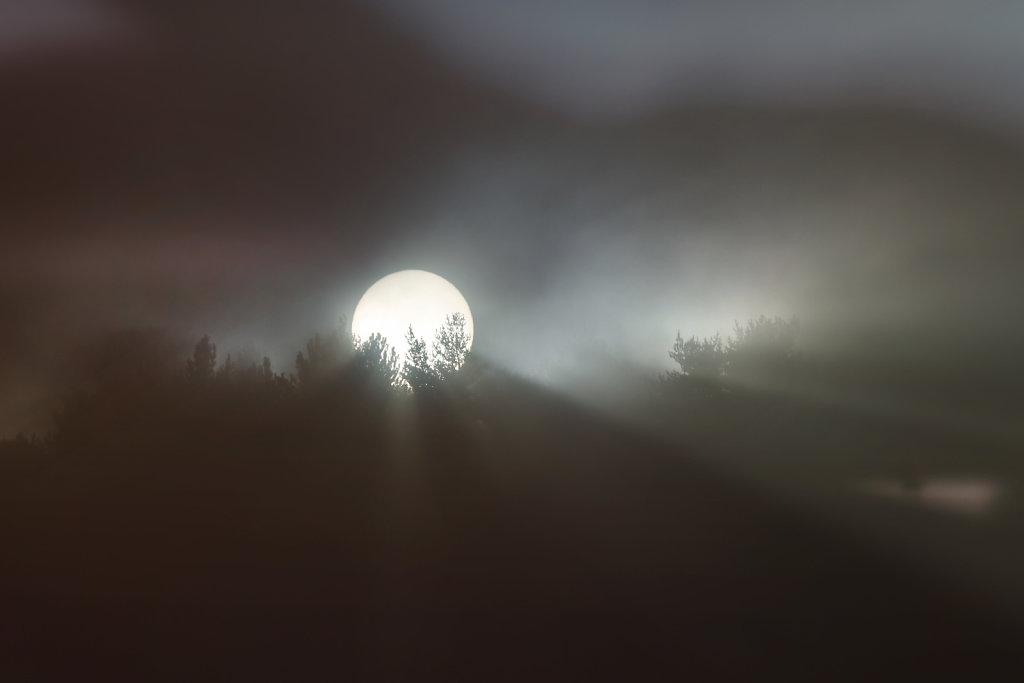 Le soleil  la lune